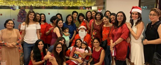 Christmas Party 8th Dec 2018